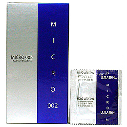 韩国乳胶微002 1宽米(8个)韩国乳胶代表避礼套 -