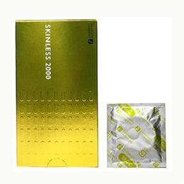 冈本皮肤少2000 1宽松(12个)的皮肤避孕套等避孕套