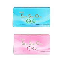 Nagis Nyukin超薄圆圈03 1宽松(10个)绿色,粉色选择