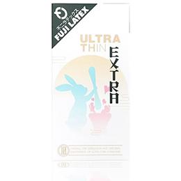 Fuji Latex Ultra Thin Extra 1宽松(10个)超薄