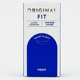 Right Thoughtful Natural Fit 1晚(12个)