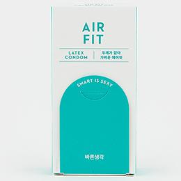 002 Air Fit 1宽松(12个)续期超薄安全套